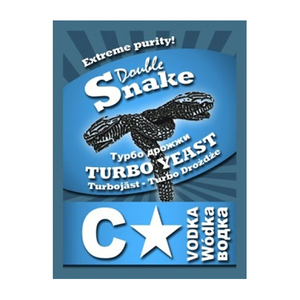 Double Snake Vodka C-Star