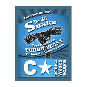 Double Snake Vodka C-Star