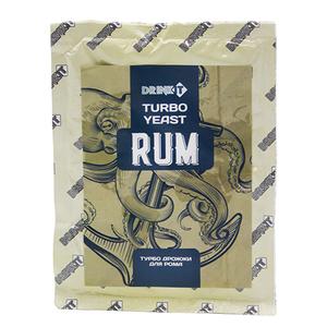 Дрожжи DRINKIT RUM 72гр