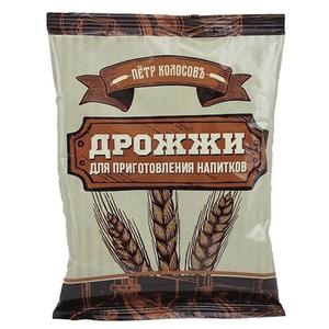Дрожжи для приготовления напитков Петр Колосовъ 100 гр