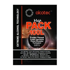 Alcotec Mega Pack Turbo Yeast