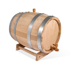 Бочка дубовая 3 литра