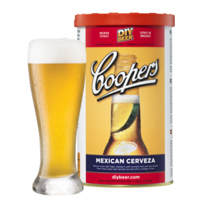 Концентрат Coopers Mexican Cerveza