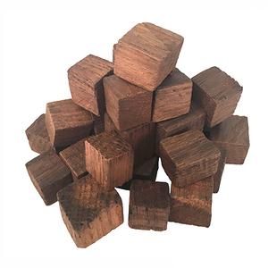 Кубики дубовые средний обжиг 500гр